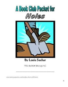 Holes Book Essay Topics